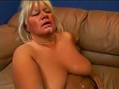 Filming his BBW swinger wife getting fucked