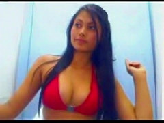 Colombian from cali young girl show  webcamer free