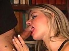 Mature Blonde Fuck and Suck