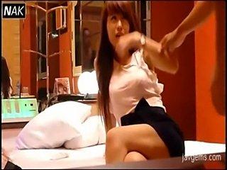 Korean b-list model prostitution caught on hidden cam. 4  free