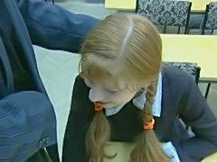 Russian schoolgirl  free