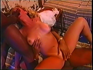 Johnni Black Interracial Anal Threesome