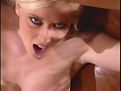 Michelle B seduces the man of the house free