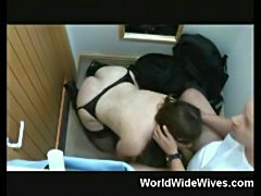 Milfs Changing Room Fun