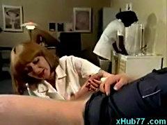 Nurses satisfy their patients sexual desires free
