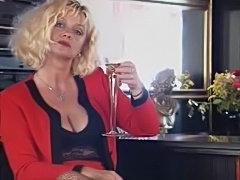 Yvonne, German Mature