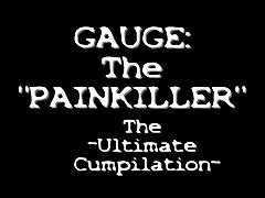 The ultimate Cumshot compilation with Gauge
