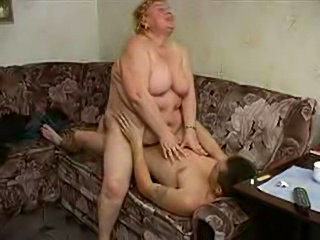 Russian Boy Fucking With Fat Granny free