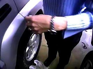 Amateur Parking Garage Blowjob and ends with a huge cum shot.  cumondagney.com cum on dagney