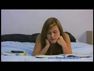 Sleeping Babe Hardcore Video