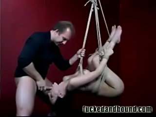Bondage and Facial! free