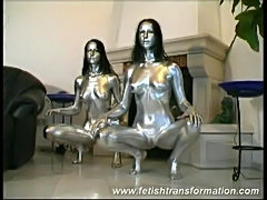 Painted babes transformations free