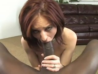 Awesome sucking whore Riley Shy got nice creamed