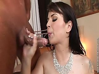 Exclusive Woman Kristi Klenot Has Sex With Tanned Guy