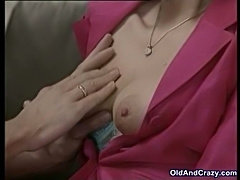 Lovely MILF drilled hard