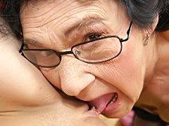 Old lesbian slut