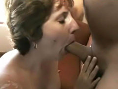 Granny fucked hard by an old pervert