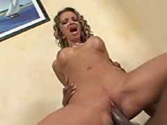 Slut Fucks & Gets Semen Shot