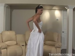 Tiffany preston -.bride tiffany fucking on couch  free