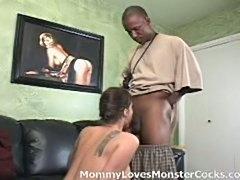 Horny mommy Kayla receives a hard penetration