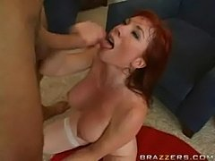 Mom eats sperm!  free
