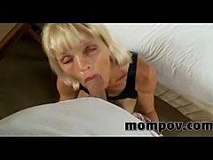 40  mature sex freak taking cock