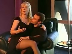Nina hartley teaching young stud how to fuck  free