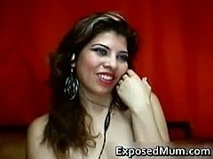 Marvelous mom plays with remotely part2