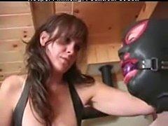 Hardcore Granny Milf Dominatrix Kinky Balls Busting Fetish mature mature porn...