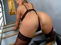 Phoenix Marie Takes It In Her Smoky Ass