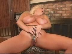 Hot Busty Mature Blonde Kandi Coxx Solo - xHamster.com