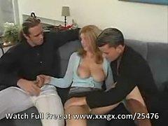 Big tits mature dp free