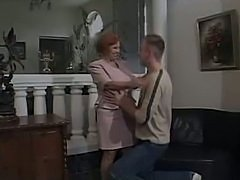 Older MILF fucked hard by stud