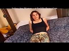 Mature fucked in bed  free