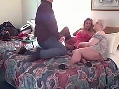 Hot Euro Mature Threesome