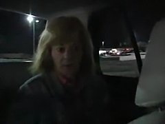 Mature Prostitute banged at Parking Lot