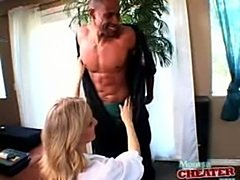 Ex Vivid star Julia Ann Goes Extreme Interracial