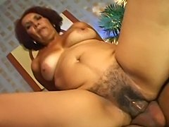 Hot latin mature woman.