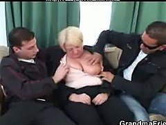 Busty Mature