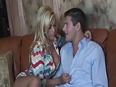 Holly halston enjoys jizz on her face  free