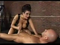 Dominant mom chick gets naughty