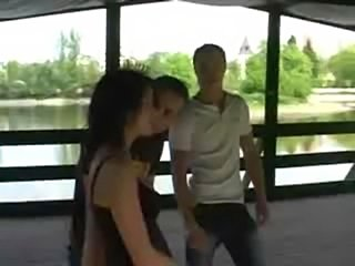 Four scene with bisexual