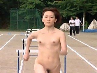 JAV Naked Track And Field Runner Vol 1