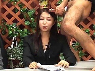 RCT076 Bukkake TV Show