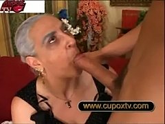 Grandmother fuck me better than all the young girls  free