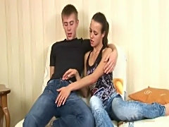 Amateur teen porn video  free