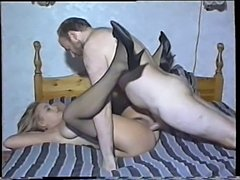 Hairy Old Man Uses Beauty - xHamster.com