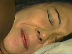 Japanese housewife machiko fucked black.  free