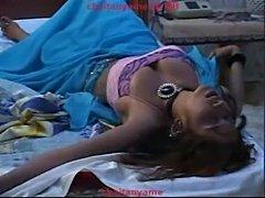 Brunette girl sleeping  free