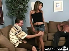 Housewife lost in poker game  free